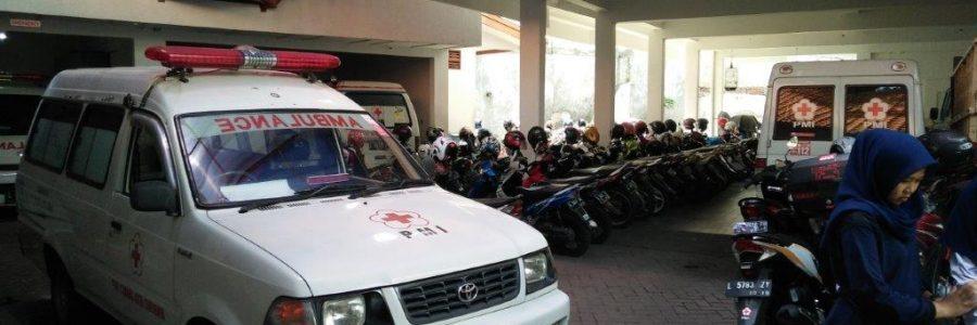 Semangat Tanpa Pamrih PMI Surabaya