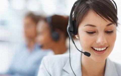 Senyum Petugas Call Center