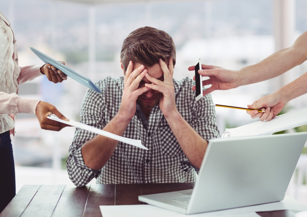 Apakah Anda juga Mengalami Konflik dan Stress Kerja? Cari Tahu Jawabannya Di sini!